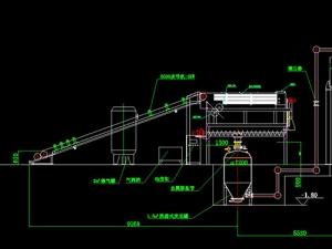 自动拆袋分离机仓泵气力输送系统